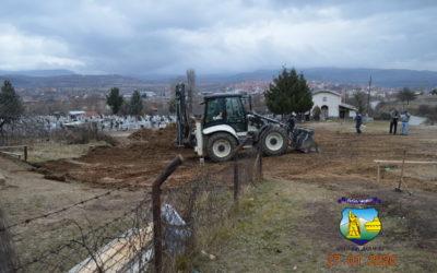 Започна изградбата на градската капела во Делчево