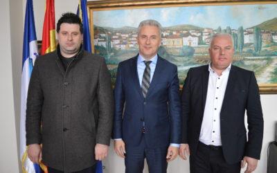 Директорот на Царинската управа во работна посета на Делчево