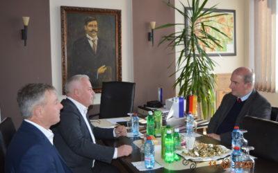 Заменик-амбасадорт на Сојузна Република Германија во посета на Делчево