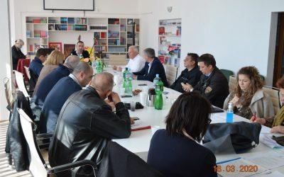 Заклучоци од Регионалниот кризен штаб на општините Делчево и М. Каменица