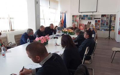 Состанок на ОКШ: Градскиот пазар во Делчево останува затворен