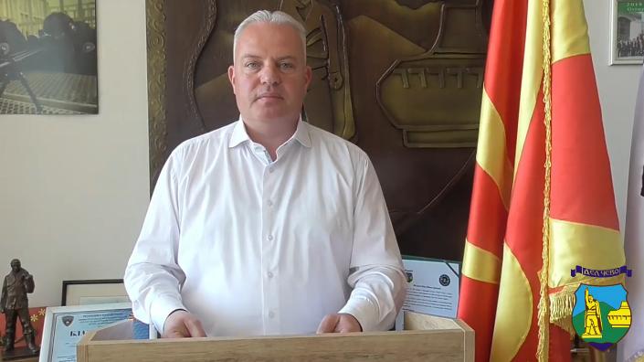 Прес на градоначалникот Трајковски: Да не се дезинформира јавноста
