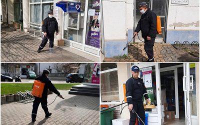 Повторна дезинфеција на јавните објекти во Делчево