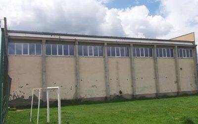 """Реконструкција на спортската сала во ООУ """"Ванчо Прке"""""""