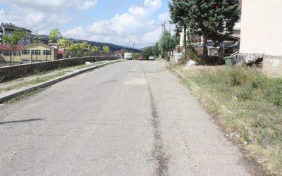 Се решава проблемот со атмосферските води во населбата  Милково брдо