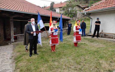 Делчево и Разловци одбележаа 144 години од Разловечкото востание