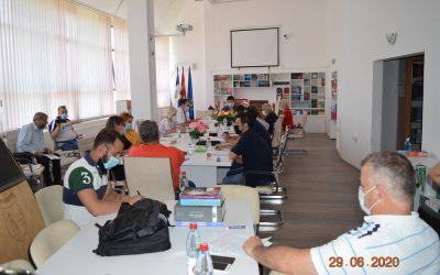 Совет на Општина Делчево: Општина Делчево ќе набавува ново противпожарно возило
