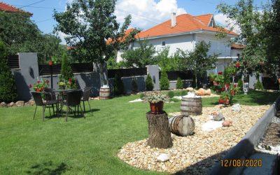 Известување од Конкурсот за избор на најубав двор во општина Делчево за 2020год