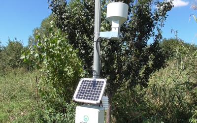 Агрометеоролошка станица поставена во Делчево