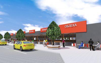 Тетовска фирма ќе го гради градскиот пазар во Делчево