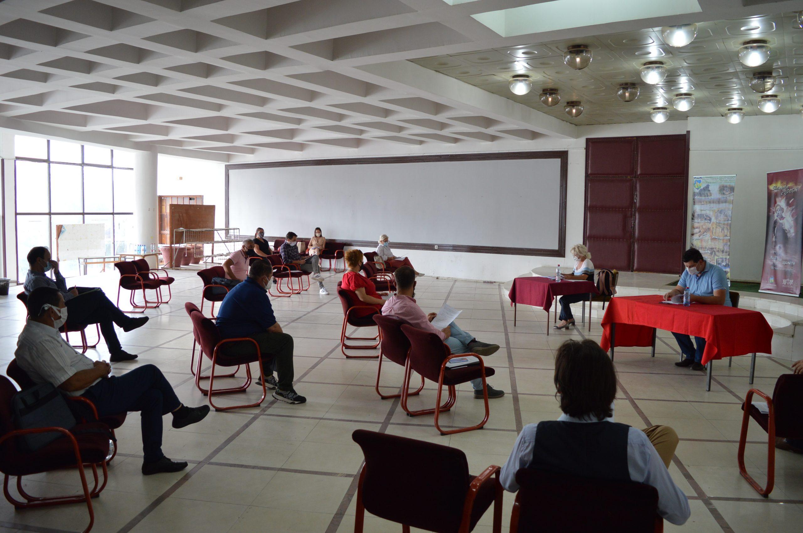 Одржана 44 Седница на Советот на Општина Делчево