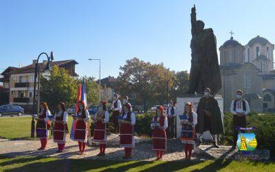 Во Делчево одбележан Денот на македонската револуционерна борба