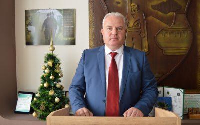 Новогодишно обраќање на градоначалникот Трајковски