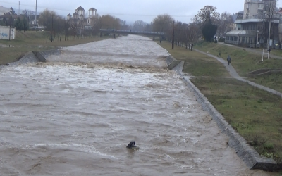 Соопштение за преземање превентивни мерки за заштита од поплави
