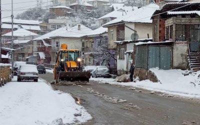Општина Делчево подготвена за снежните врнежи