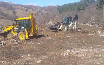 Продолжува чистењето на дивите депонии во Делчево