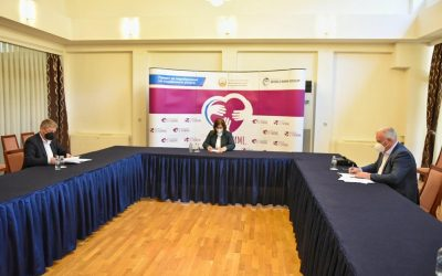 Потпишан Договорот за грант со МТСП за подобрување на социјалните услуги во Делчево