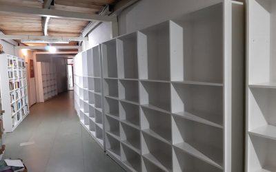 Инвестиции во инвентар во делчевската библиотека