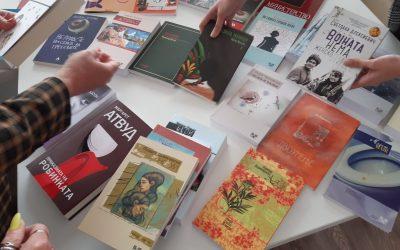 """""""Сподели авторка""""донесе дела од 30 авторки во делчевската библиотека"""