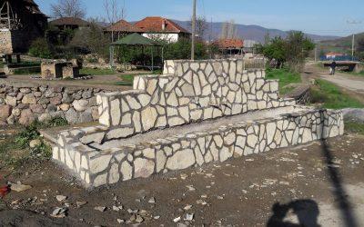 Се реконструираа селските чешми во селото Град