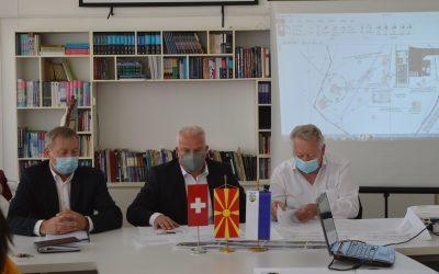 Потпишан Договорот за изградба на новата прочистителна станица во Тработивиште
