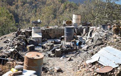 Општинската комисија за процена на штетите од пожарите од денеска на терен
