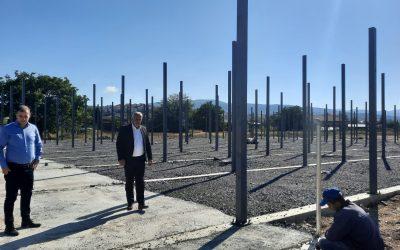 Интензивно се гради новиот градски пазар во Делчево