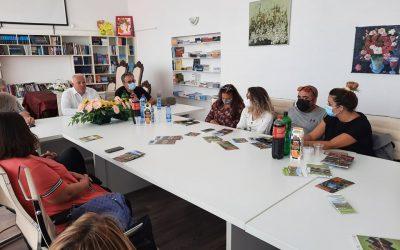Ученици од земјоделски училишта од РСМ, Хрватска и Грција во посета на Општина Делчево
