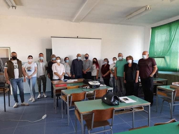 """Во ООУ """"Ванчо Прке"""" почнаа обуките за Програмата на  """"Училишта на 21 век"""""""